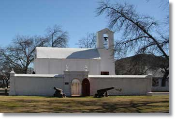 historisches Munitionshaus in Stellenbosch