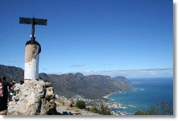 Wanderrouten am Table Mountain in Cape Town