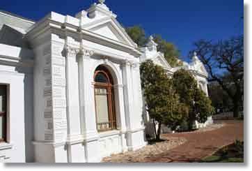University of Stellenbosch C L Marais Library