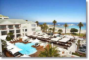 Camps Bay The Bay Hotel in Kapstadt